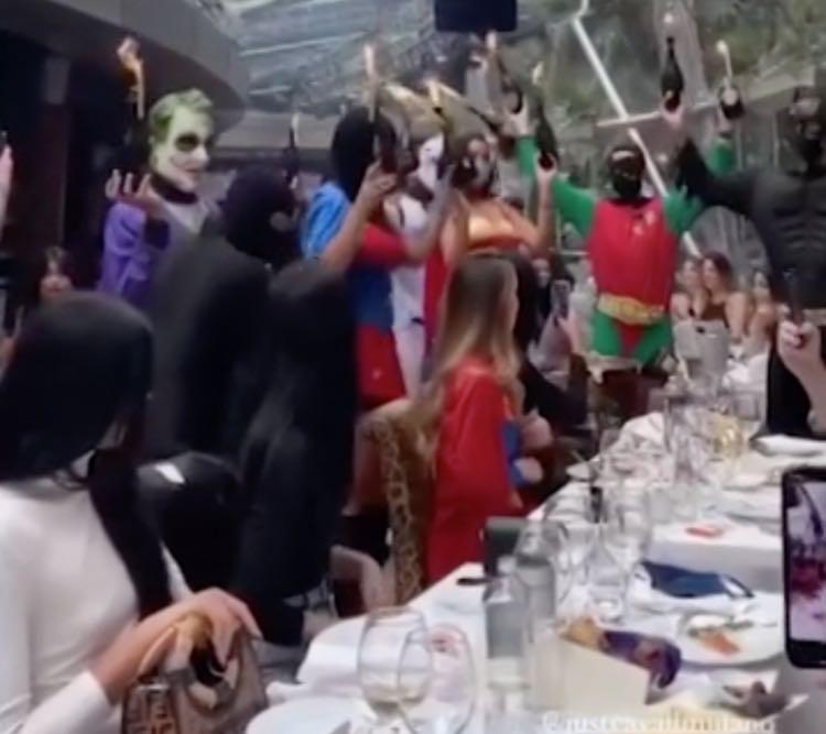 Festa Just Cavalli