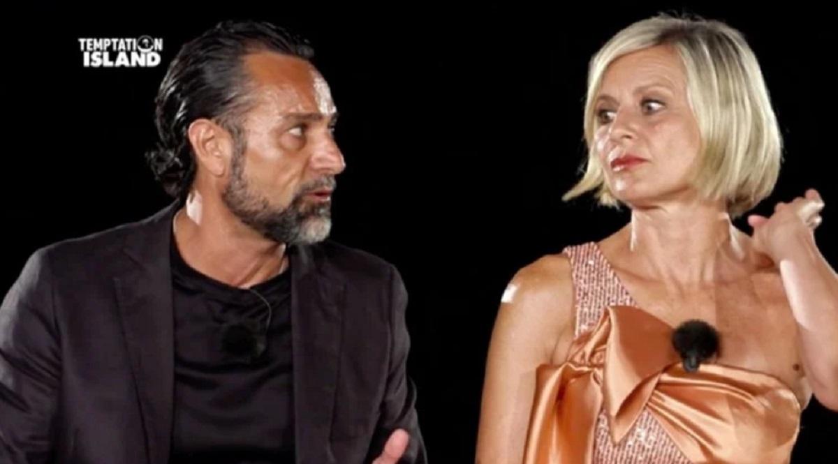 Antonella Elia e Pietro delle Piane: rottura definitiva