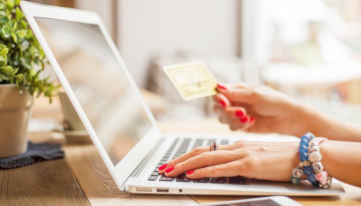 Cyber Moth: shopping online