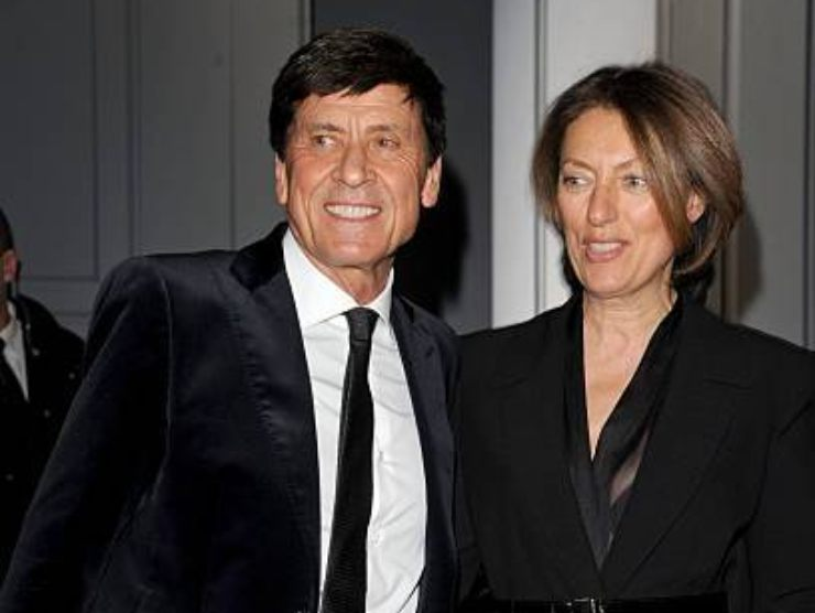 Gianni Morandi e Anna