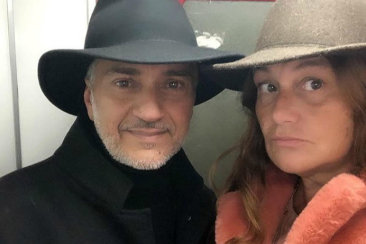 Veronica Cozzani e Gustavo Rodriguez
