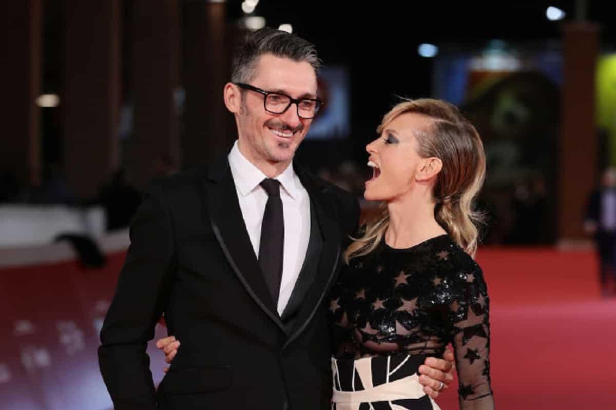 Justine Mattera e il marito Fabrizio