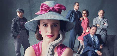 The Marvelous Mrs Maisel è su Netflix