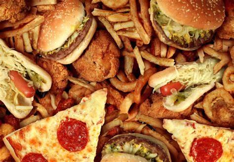 Covid 19: meno fast food