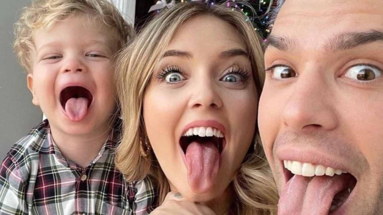 Chiara, Fedez e Leo