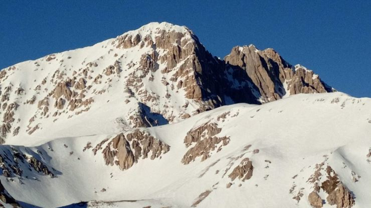 montagna gran sasso