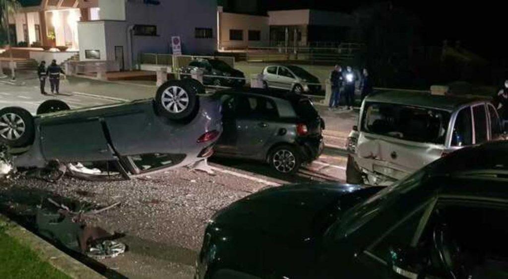 incidente roma (web source)