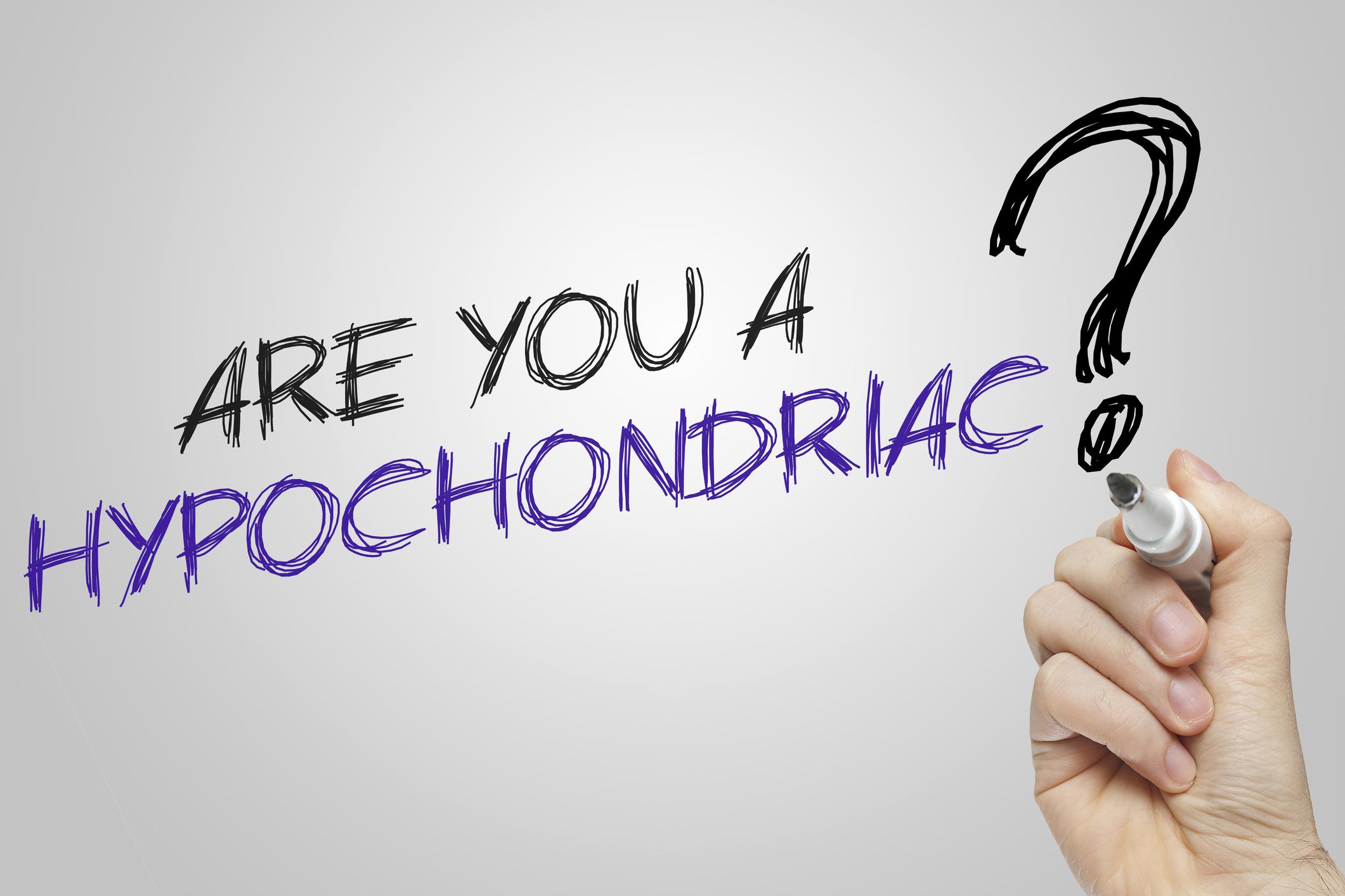 Ipocondriaci: chi sono?
