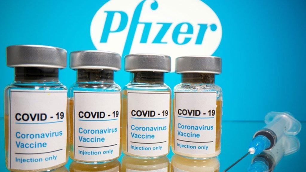 Pzifer, vaccino anticovid