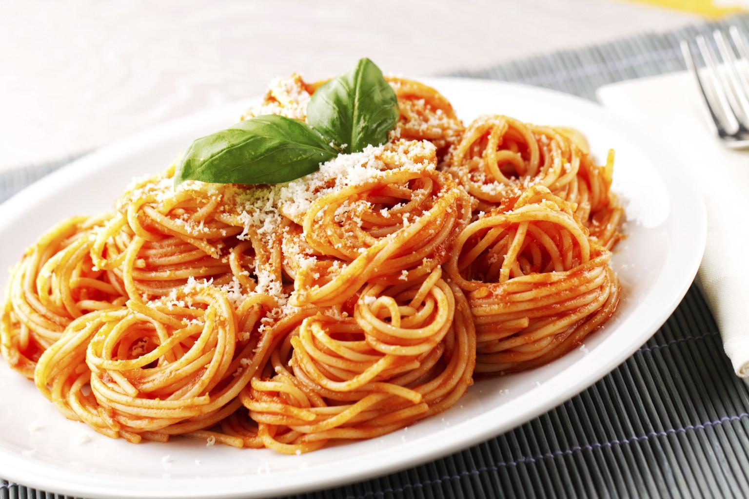 Spaghetti come vaccino anti Covid