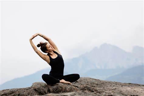 Lo yoga aiuta il pensiero positivo