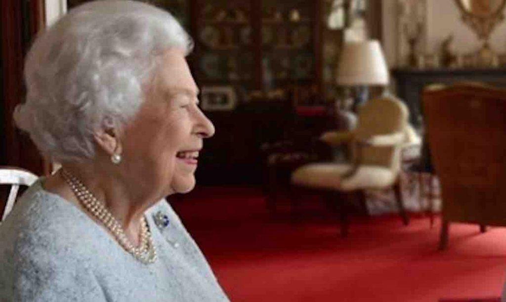 Buckingham Palace Natale