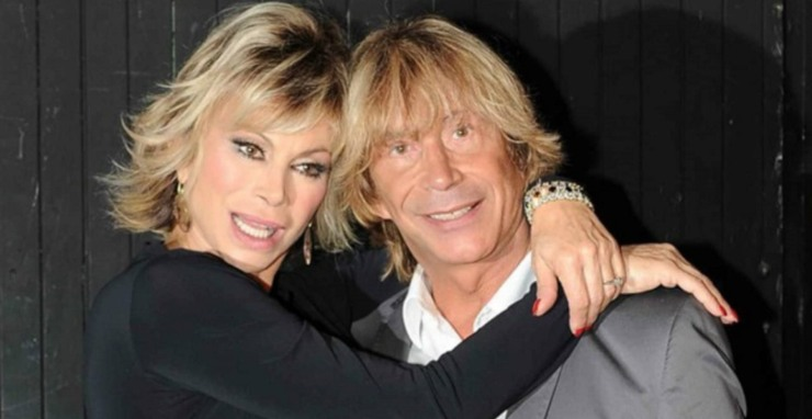 Carmen Russo e Enzo Paolo notti fuoco