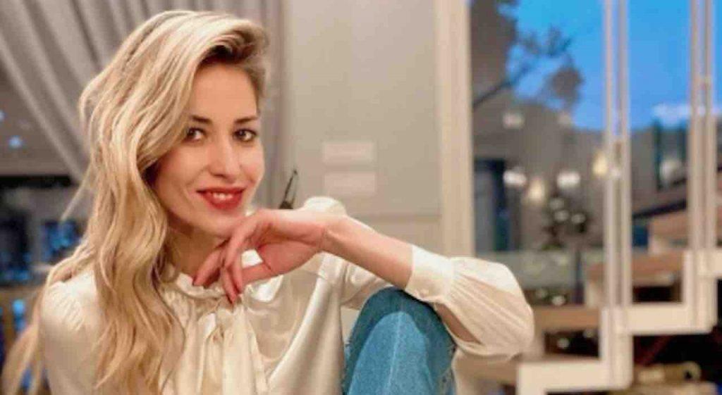 Elena Santarelli qualcuno prezioso