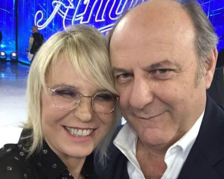 Gerry e Maria (Instagram)