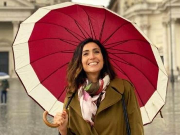 La presentatrice napoletana Caterina Balivo (Instagram)