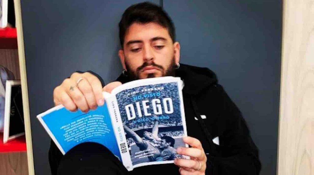 Diego Armando Maradona Junior Barbara D'Urso
