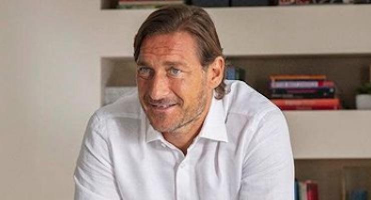 Francesco Totti Tik Tok