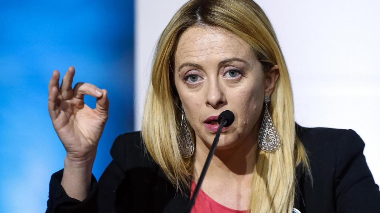 Giorgia Meloni ottimista: c'è possibilità di andare al voto
