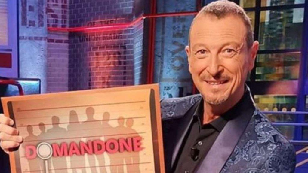 """Amadeus e la triste dichiarazione su Sanremo: """"..non avrebbe senso"""""""