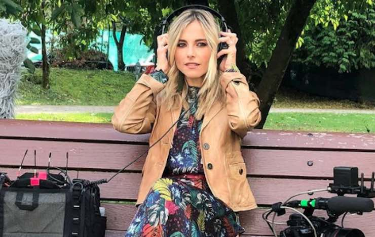 Francesca Fialdini telefonata Papa