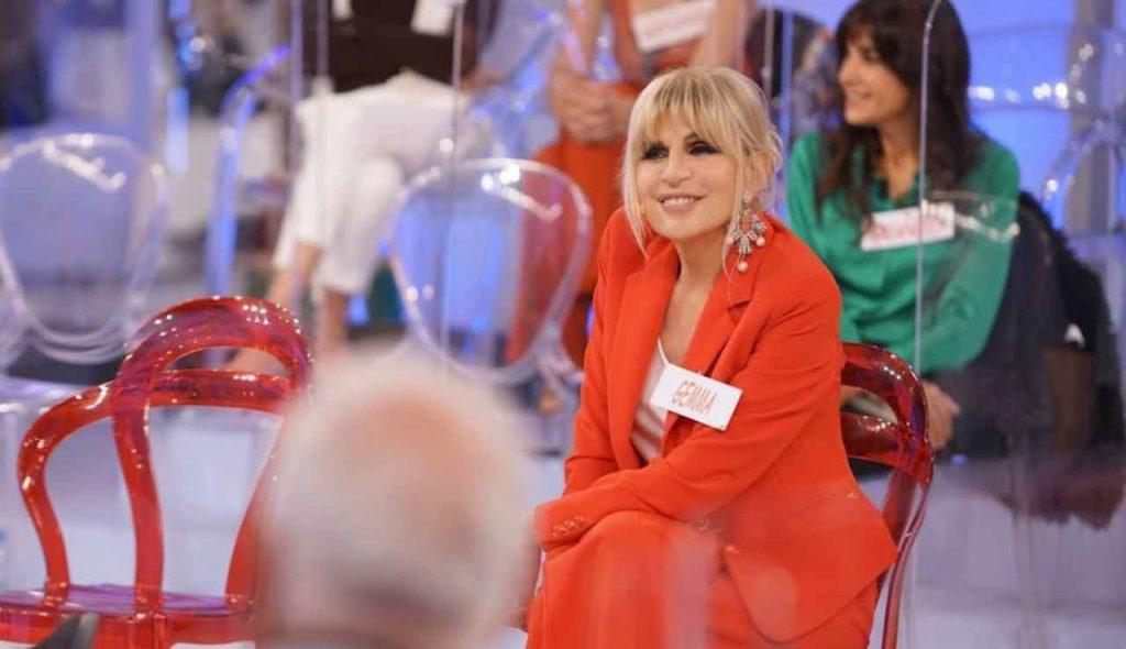 """Uomini e Donne: la dura accusa a Gemma: """"Ancora lo frequenti"""""""