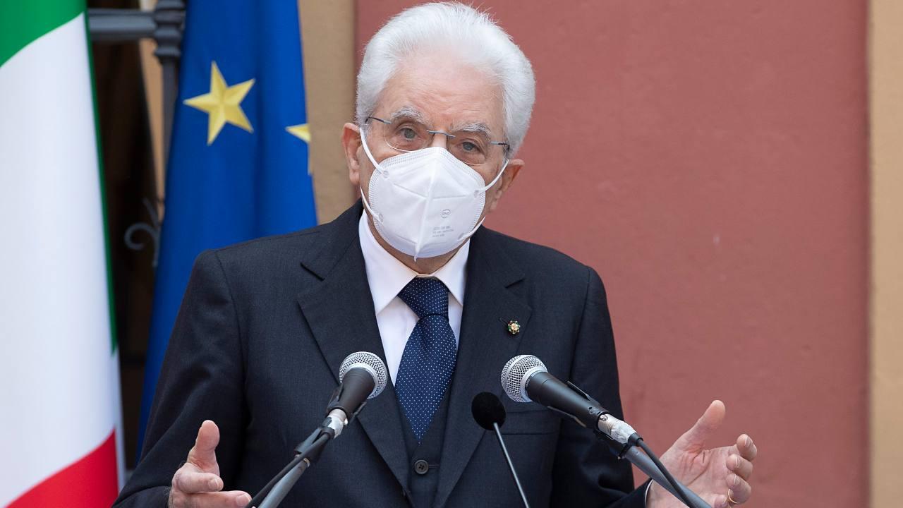 Sergio Mattarella e le consultazioni