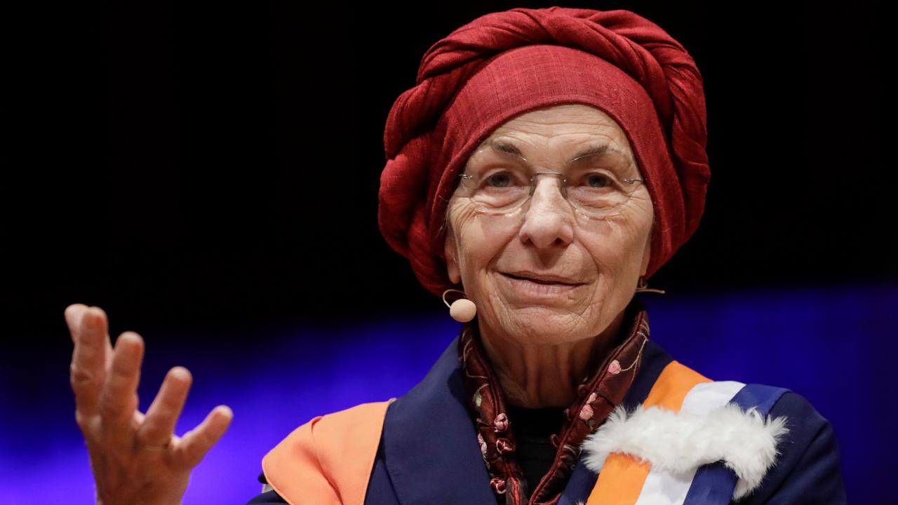 Emma Bonino ed il 'no' a Conte