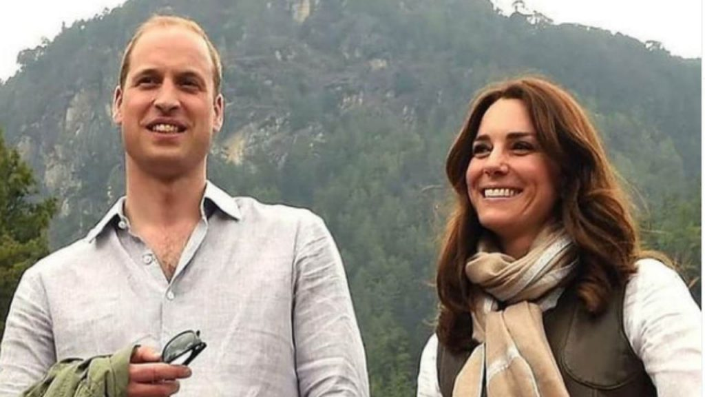 Kate Middleton e il principe William