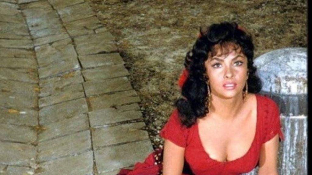 Gina Lollobrigida, attrice