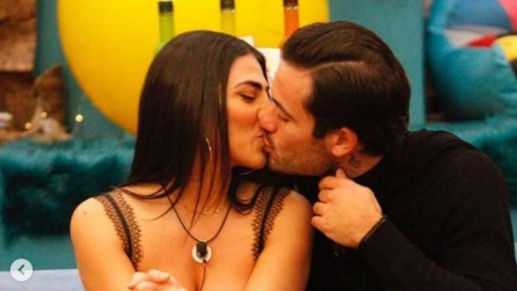 Pierpaolo Petrelli e Giulia Salemi