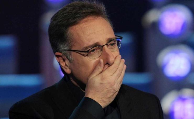 Paolo Bonolis perdita di Eliana