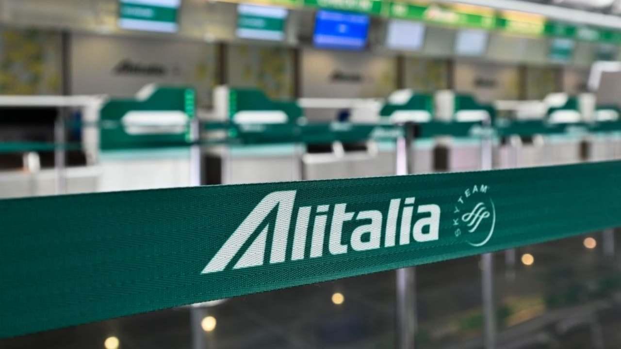 Alitalia (GettyImages)