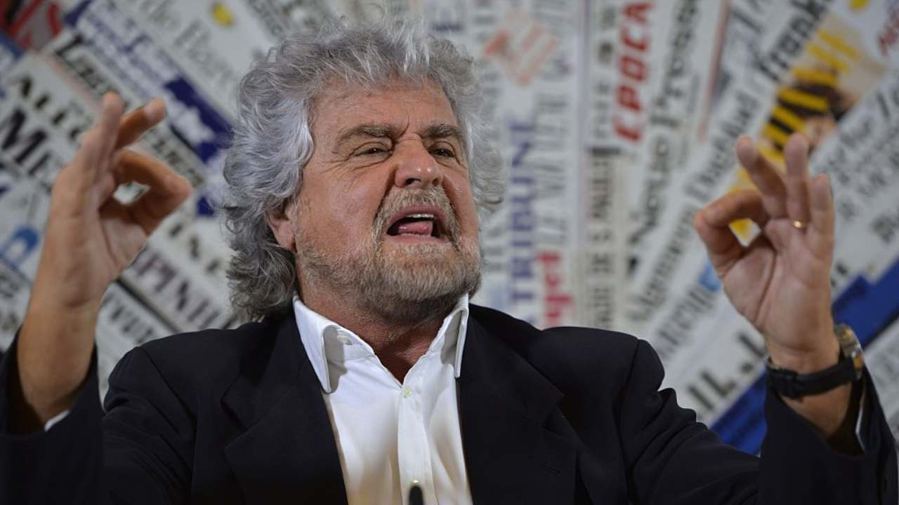 Beppe Grillo (GettyImages)