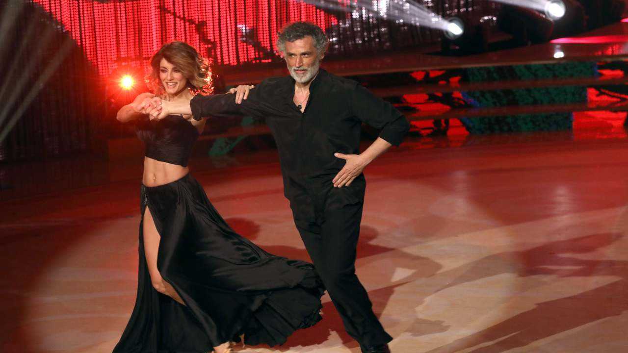 Samanta Togni a 'Ballando con le stelle'