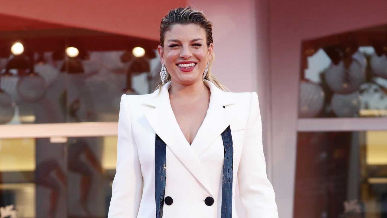 Emma Marrone al Festival di Venezia