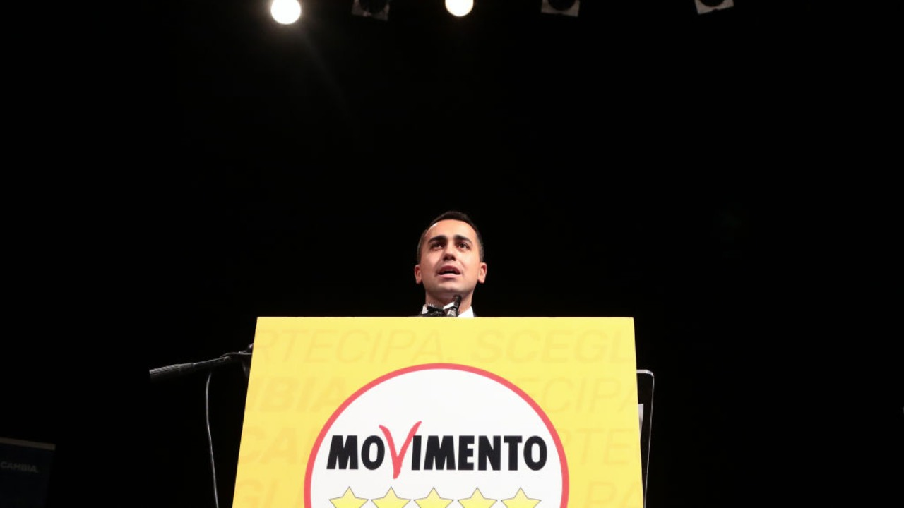 GettyImages- di maio