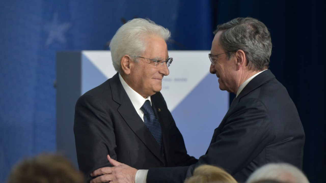 GettyImages-draghi mattarella