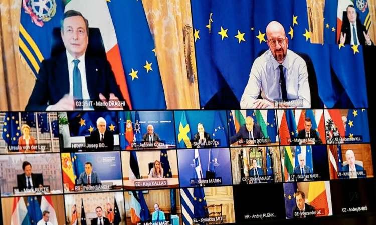 Le parole di Draghi alla Ue