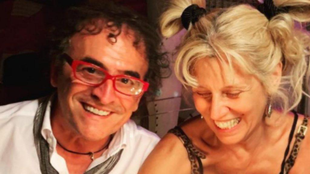Maria Teresa Ruta e Paolo
