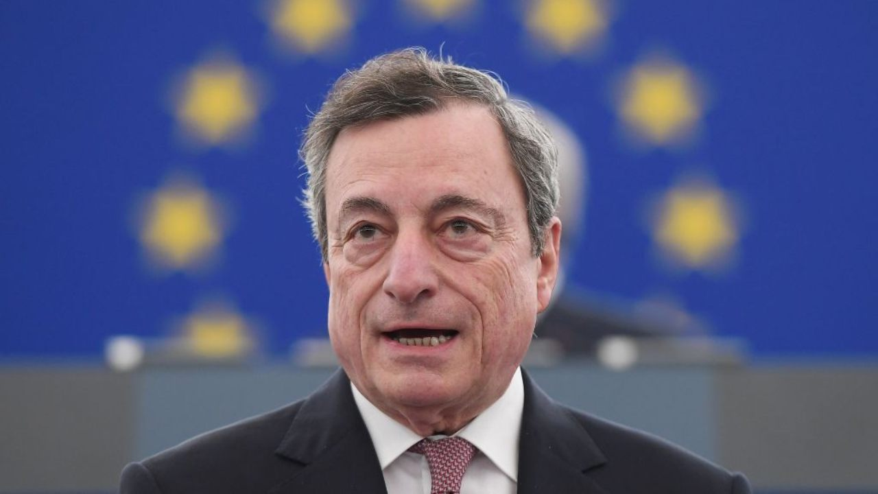 Mario Draghi (GettyImages)