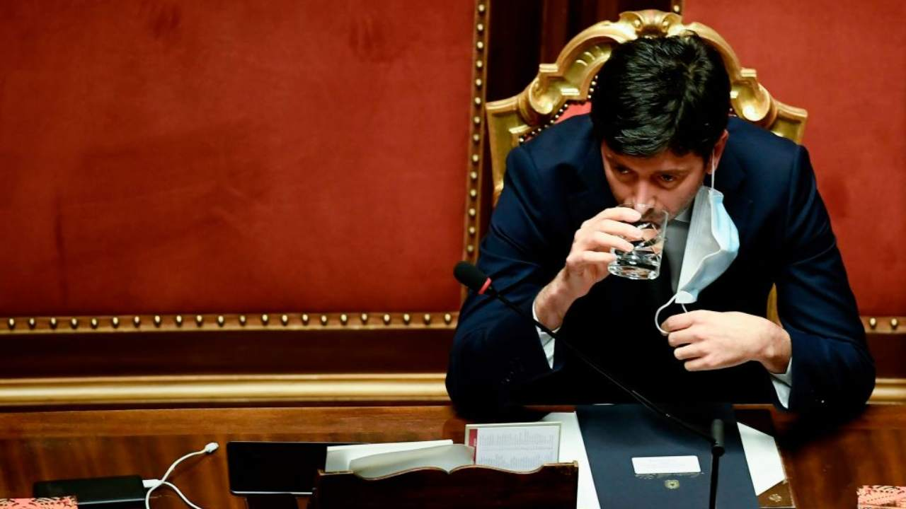 Roberto Speranza (GettyImages)