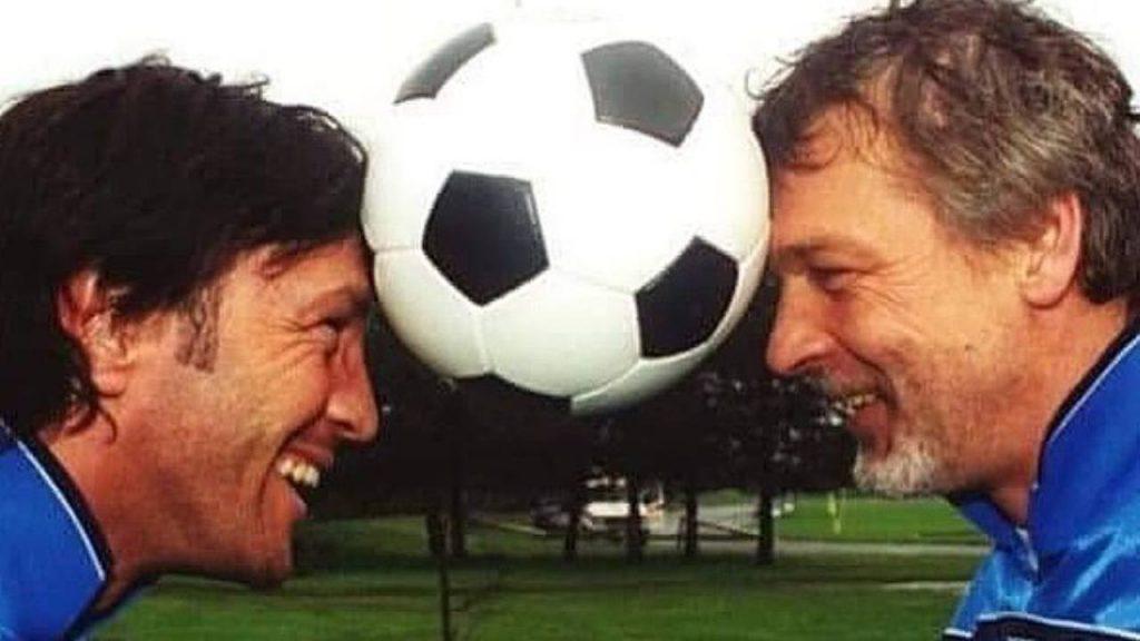 Stefano Tacconi e Walter Zenga