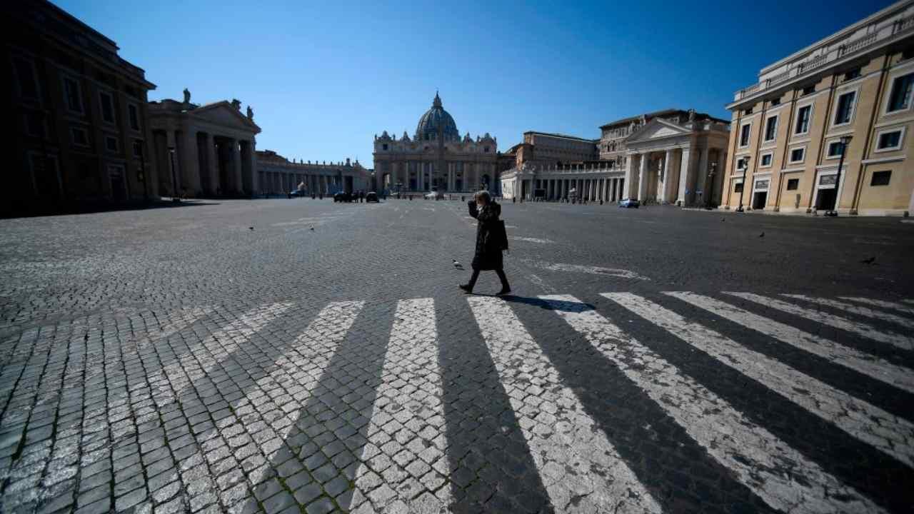 Vaticano lockdown GettyImages