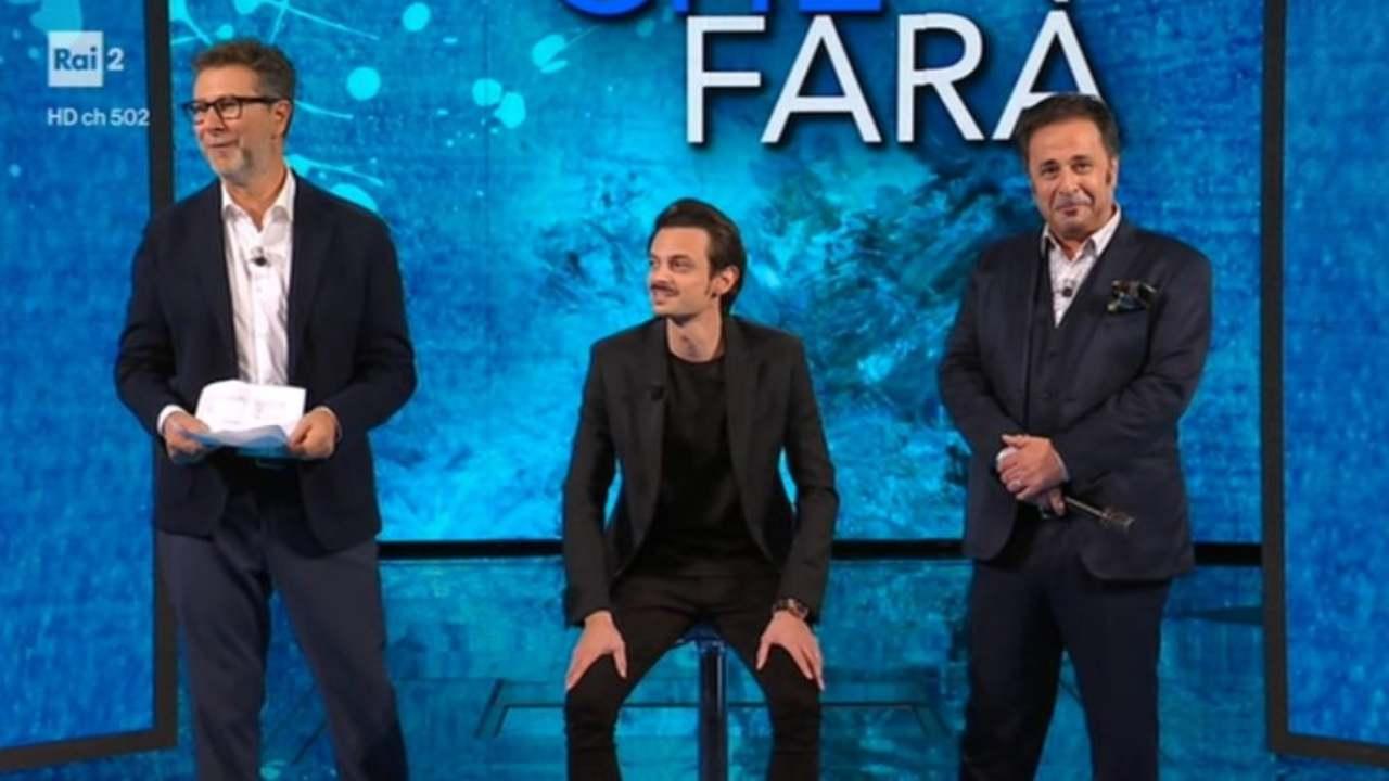 Mago Forest, Fabio Fazio e Fabio Rovazzi