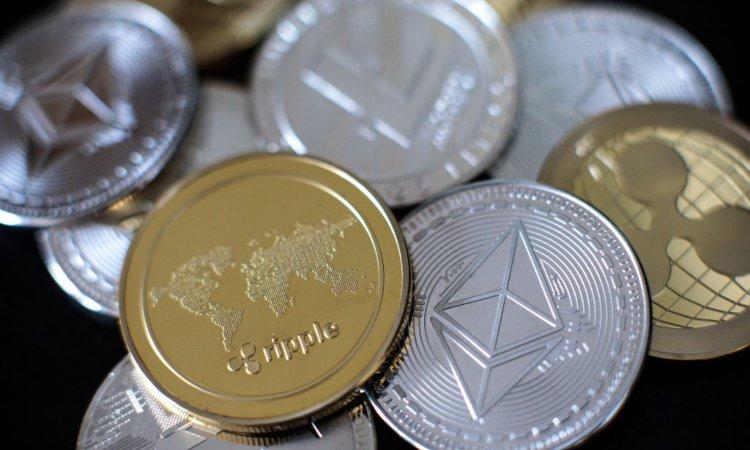 Le monete di alcune criptovalute