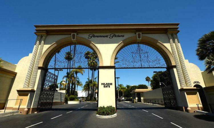 Archi d'entrata della Paramount studios