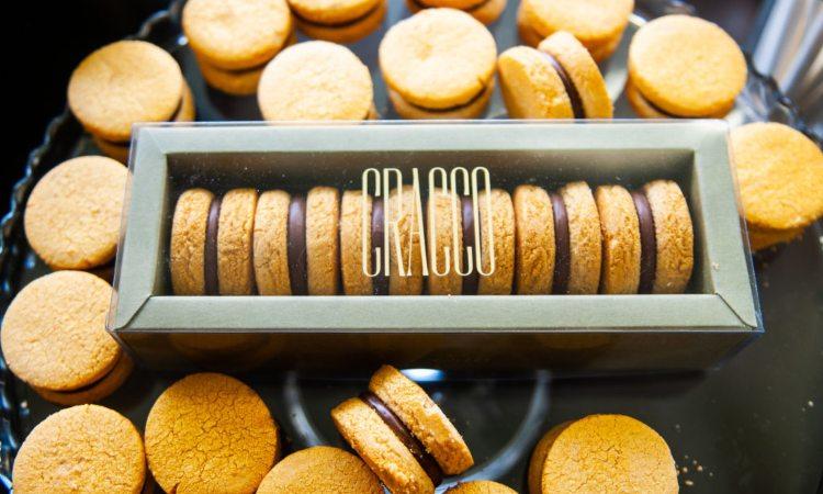 Biscotti prodotti da Carlo Cracco
