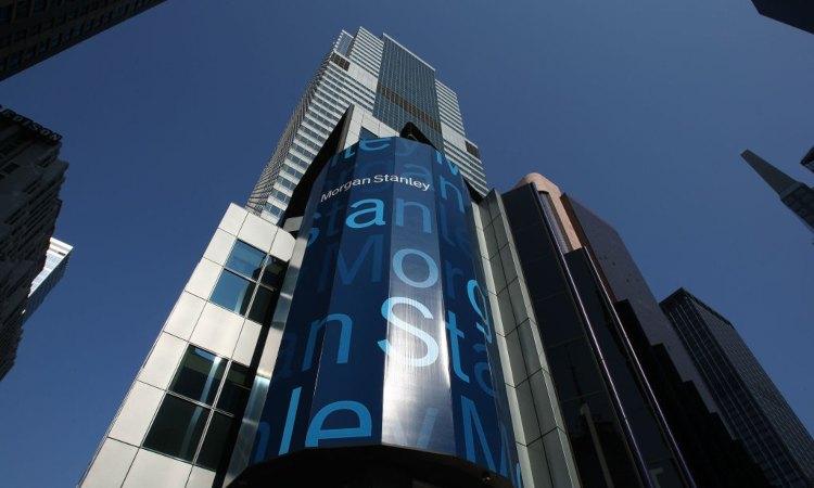 Un edificio della Morgan Stanley