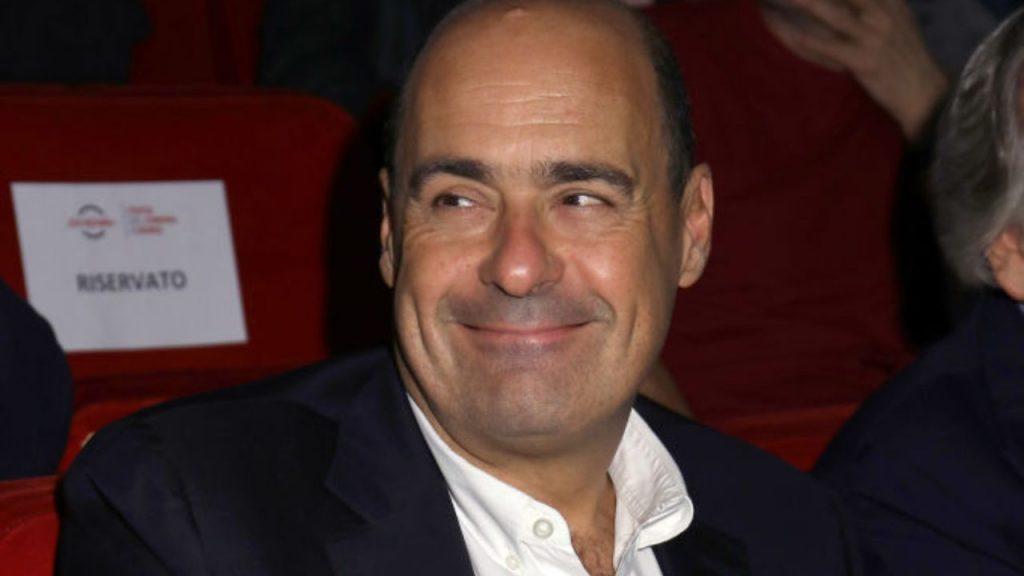 Nicola Zingaretti ex segretario del Pd
